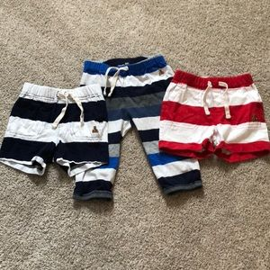 Gap baby boy's bottoms bundle